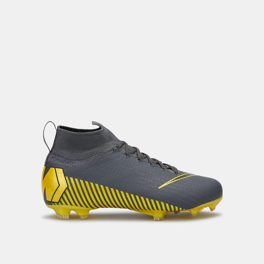 Nike Kids' Mercurial Superfly 360 Elite Firm Ground Football Shoe (Older Kids)