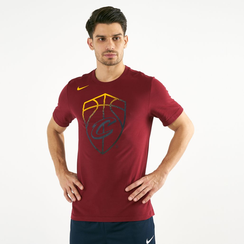 Nike Men's NBA Cleveland Cavaliers Dri-FIT T-Shirt