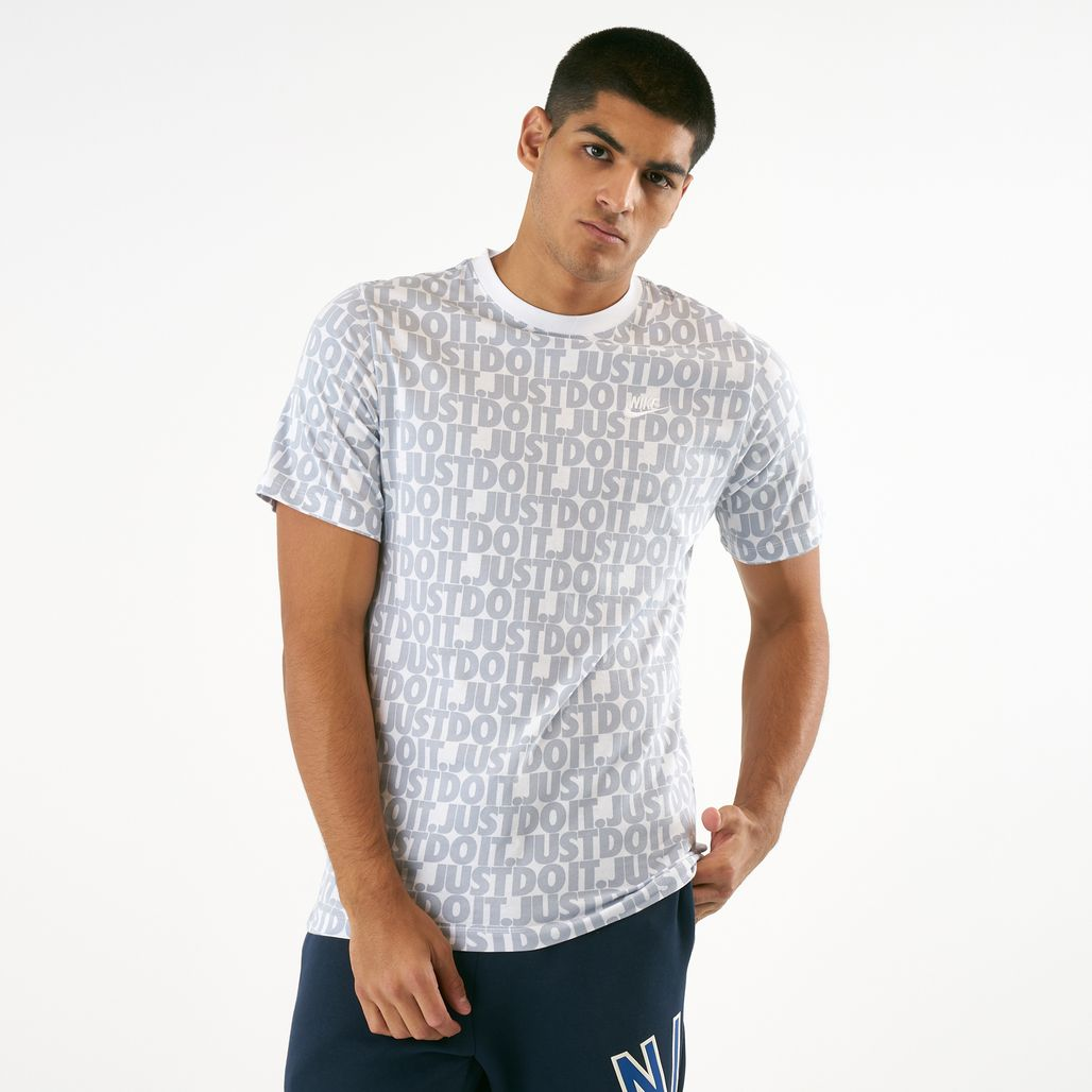 Nike Men's Sportswear HBR 2 Graphic T-Shirt