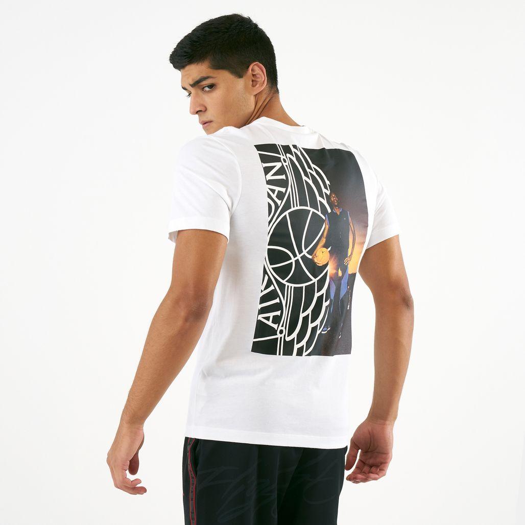Jordan Men's Wings Photo T-Shirt