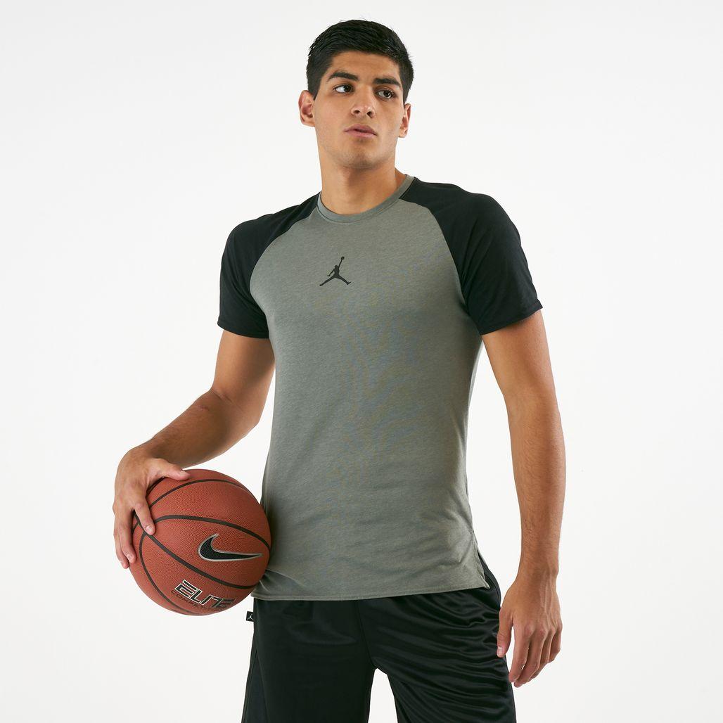 Jordan Men's Dri-FIT 23 Alpha Print Basketball T-Shirt