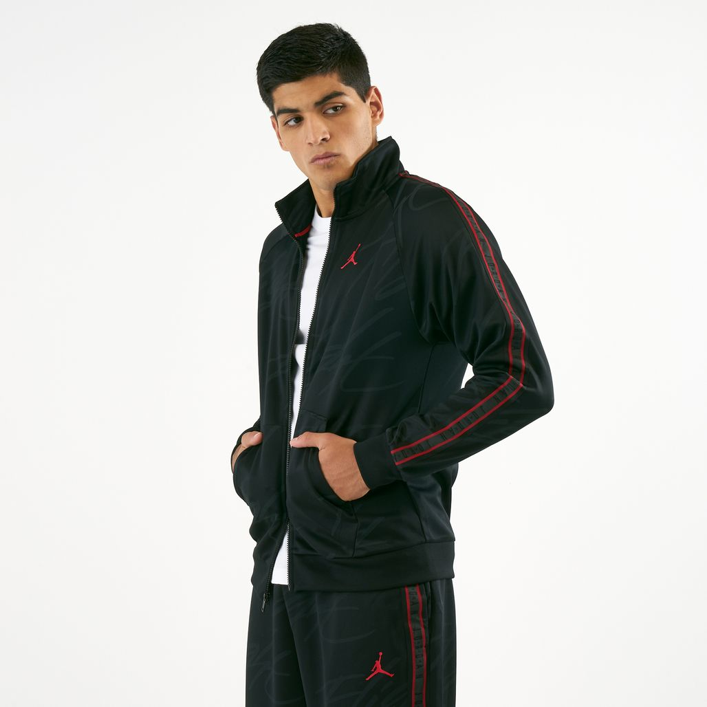 Jordan Men's Jumpman Tricot Graphic Jacket