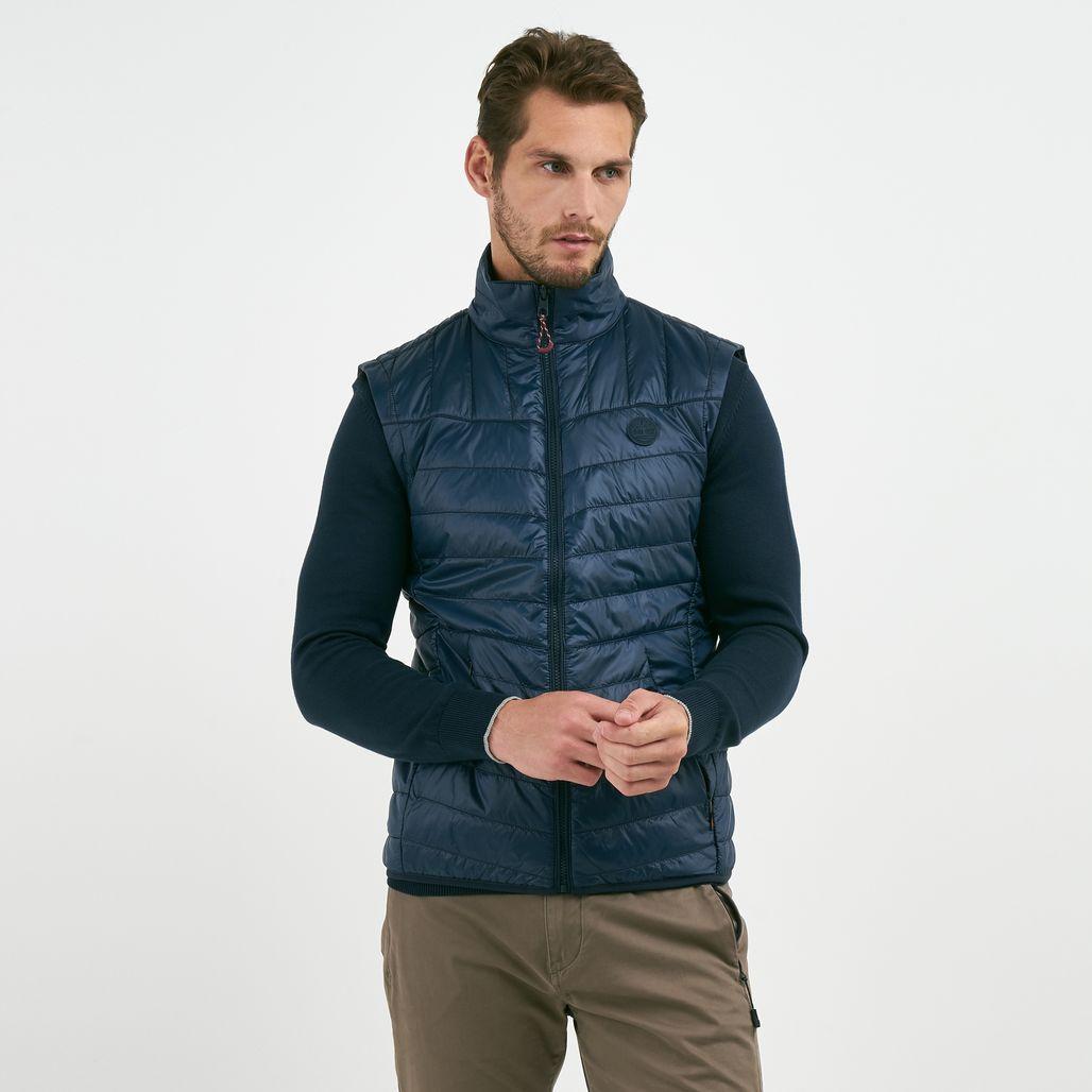 Timberland Men's Syke Peak Vest Jacket