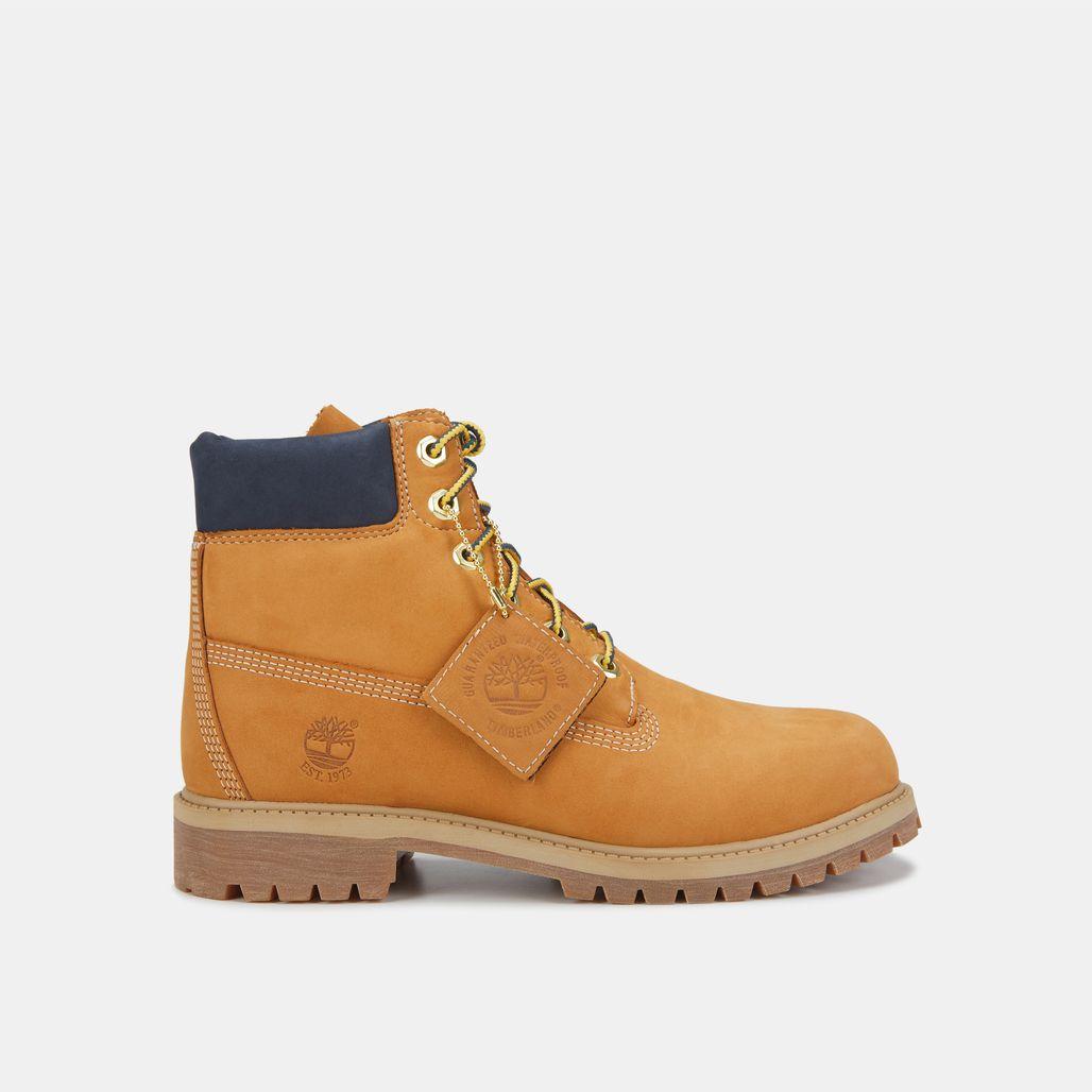 Timberland Kids' Icon 6 Inch Premium Boot
