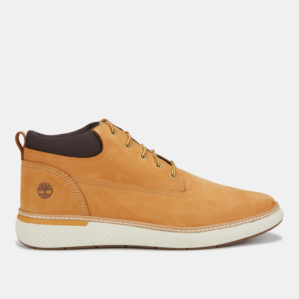 Timberland Cross Mark Plain Toe Chukka Boot