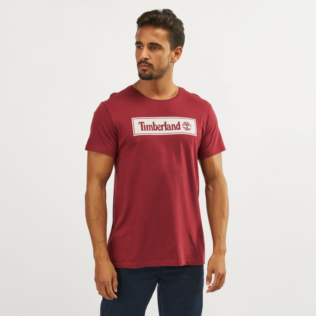 Timberland Elevated Linear T-Shirt