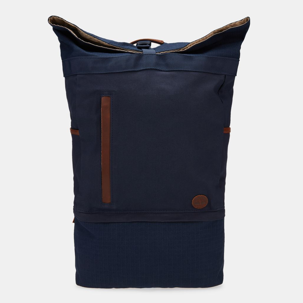 Timberland Cohasset Roll Top Backpack - Blue