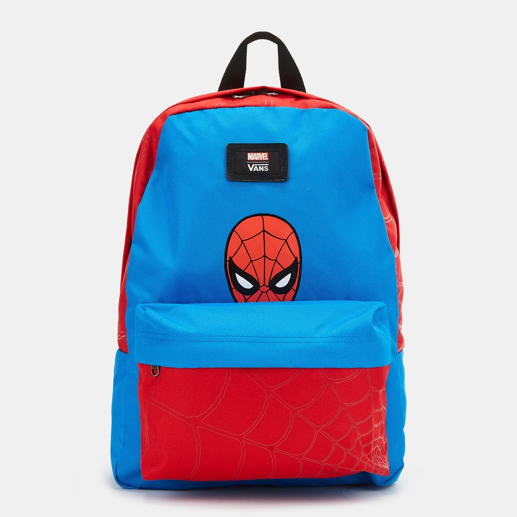 Vans Kids' x Marvel New Skool Backpack - Multi