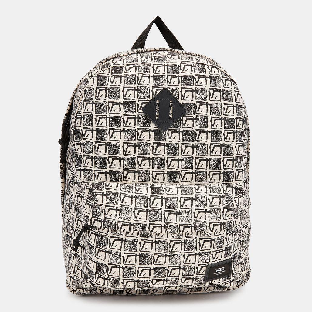 Vans Old Skool Plus Backpack - White