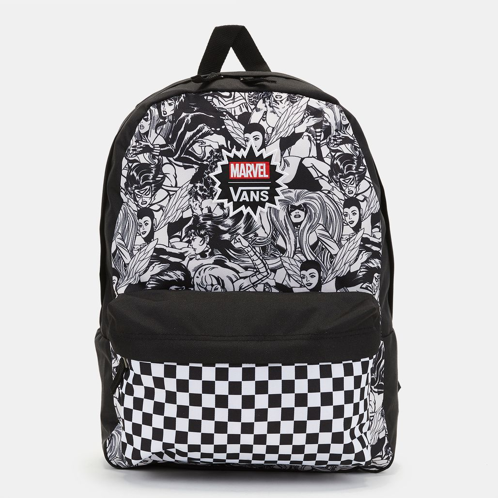 Vans x Marvel Women Realm Backpack - Black