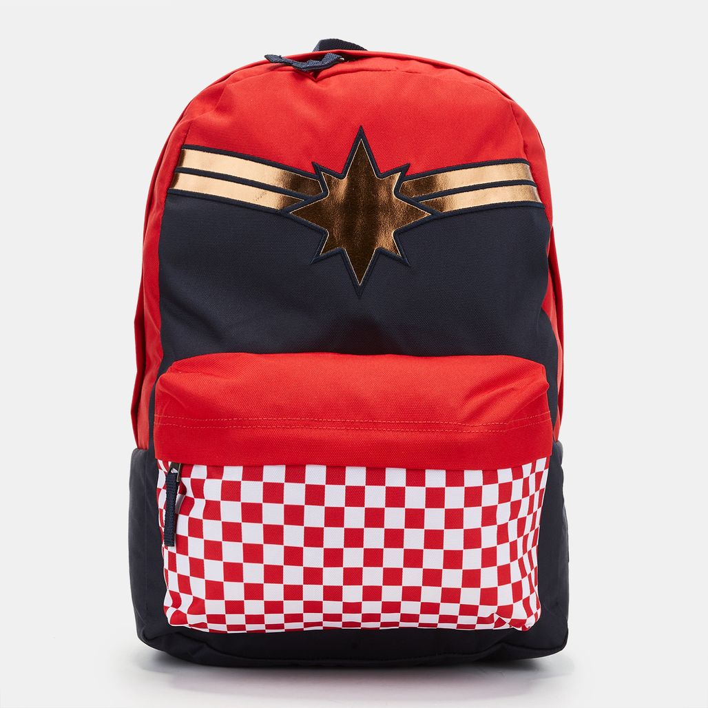 Vans x Marvel Realm Backpack - Red