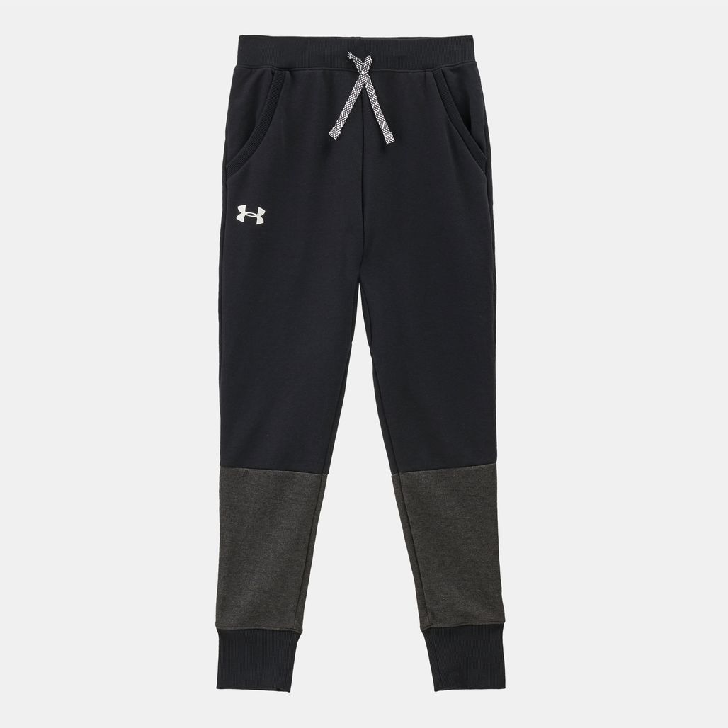 Under Armour Kids' Unstoppable Double Knit Jogger Pants