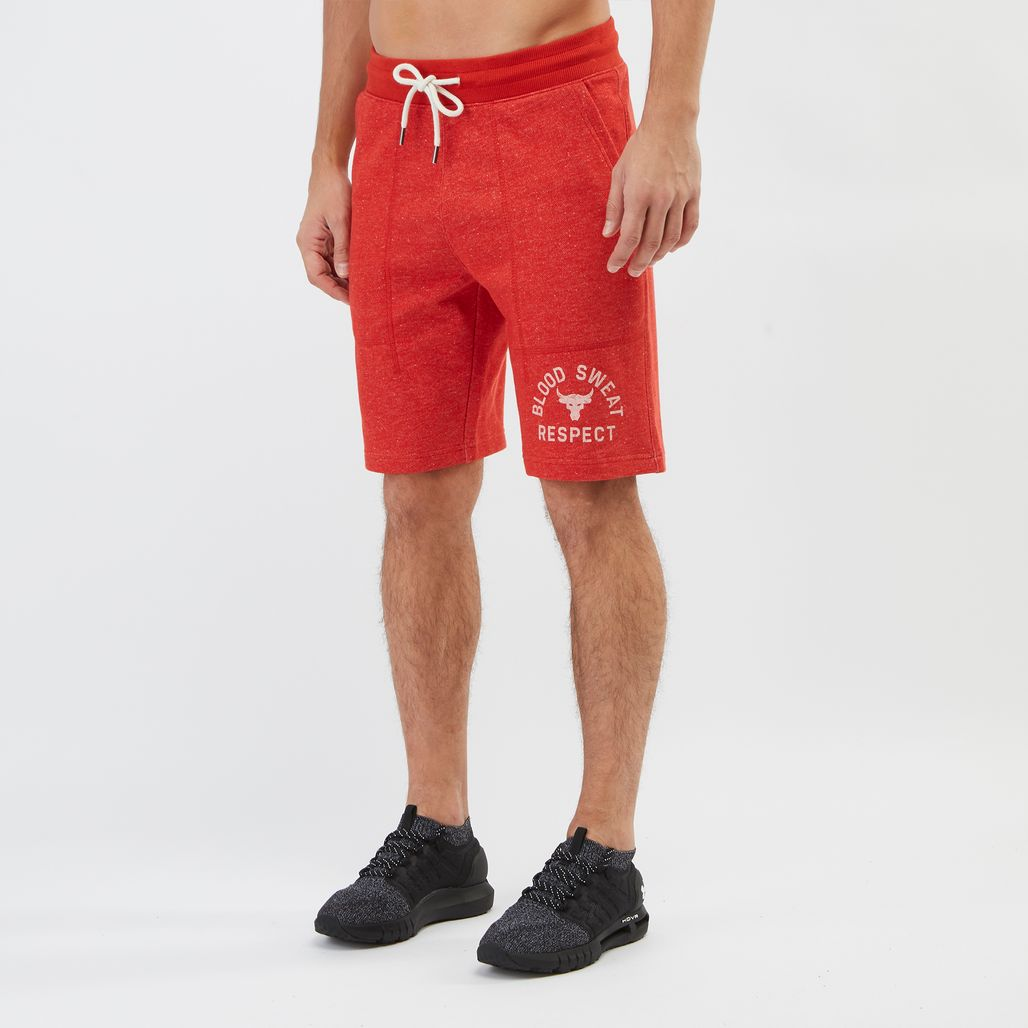 Under Armour Project Rock Respect Shorts