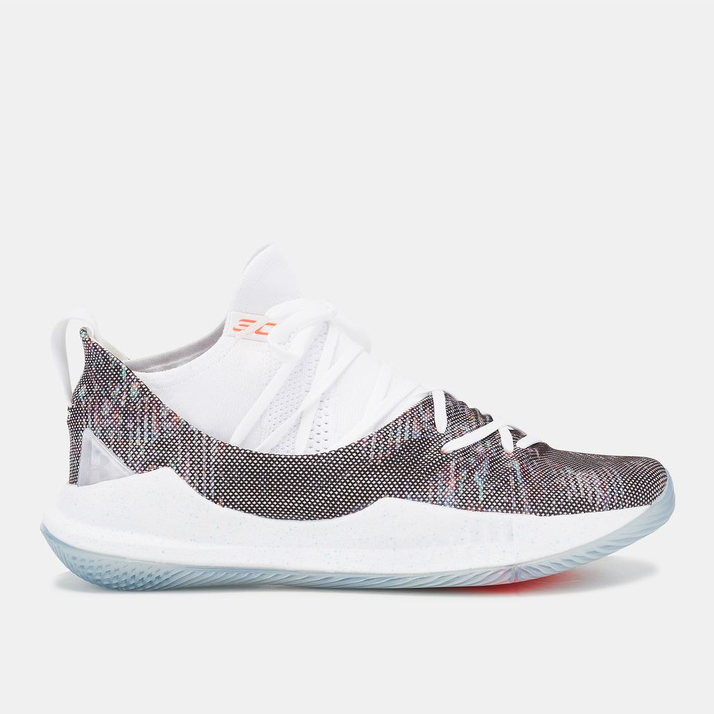 Under Armour Curry 5 Shoe