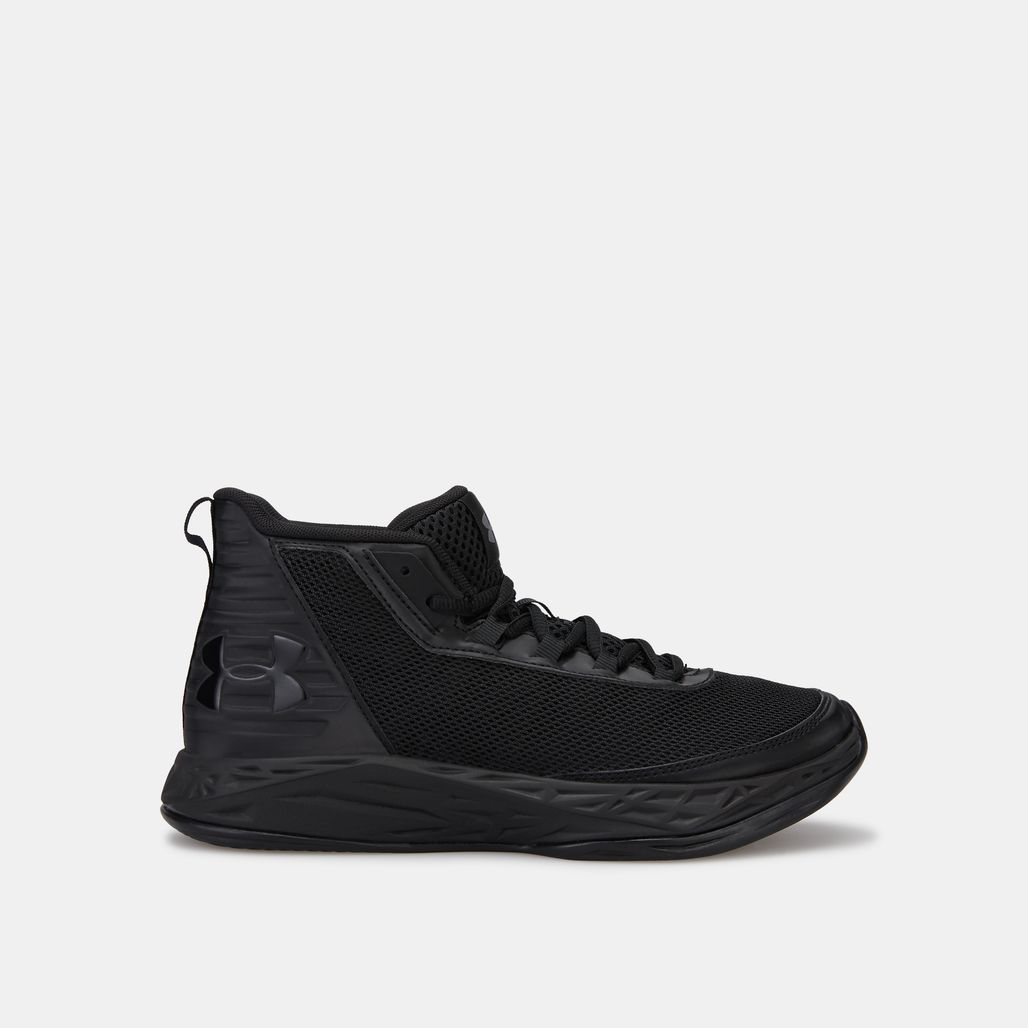 Under Armour Kids' Jet 2018 SYN Shoe (Younger Kids)