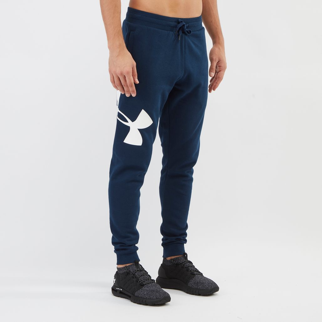 Under Armour Rival Fleece Logo Jogger Pants