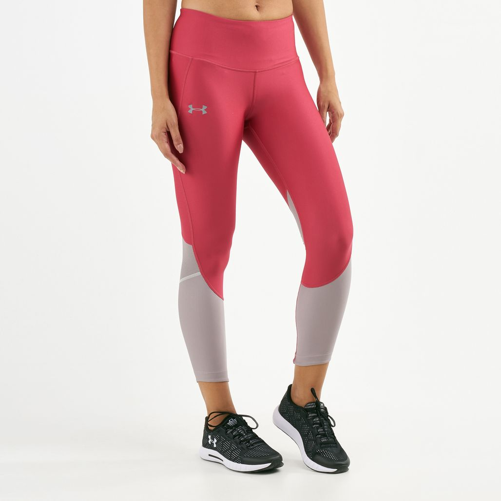 Under Armour Women's Fly Fast Cropped Leggings