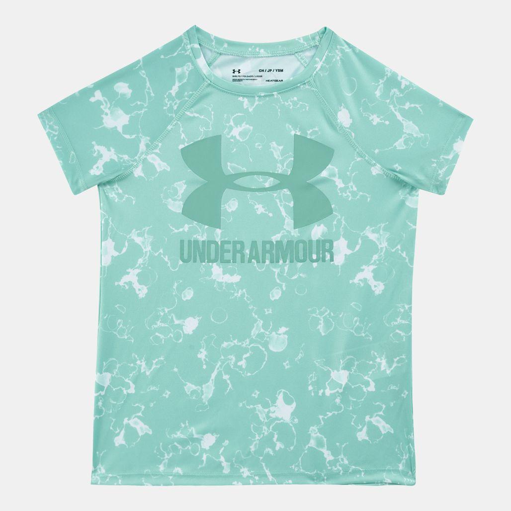 Under Armour Kids' Big Logo Novelty T-Shirt (Older Kids)