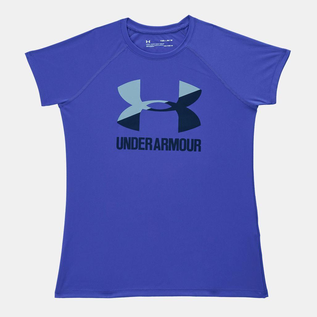 Under Armour Kids' Big Logo T-Shirt