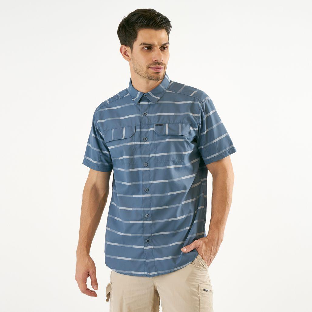 Columbia Men's Silver Ridge™ 2.0 Multi Plaid Short Sleeve Shirt