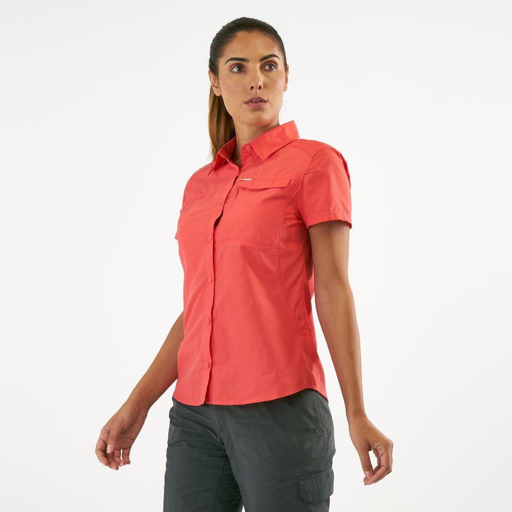 قميص سيلفر ريدج 2.0 من كولومبيا للنساء