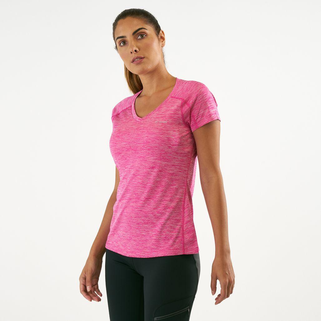 Columbia Women's Zero Rules™ Cooling T-Shirt