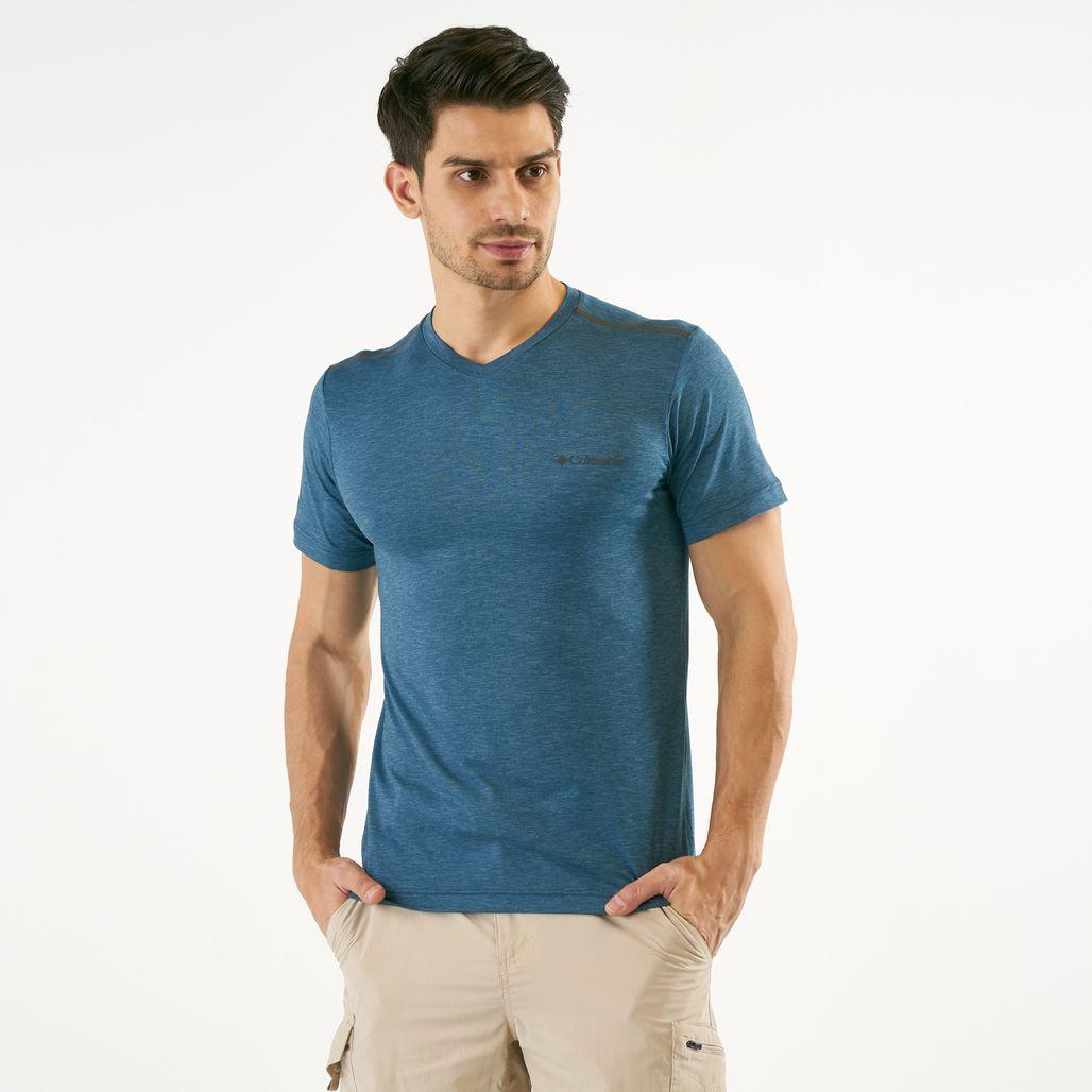 Columbia Men's Tech Trail™ II V Neck T-Shirt
