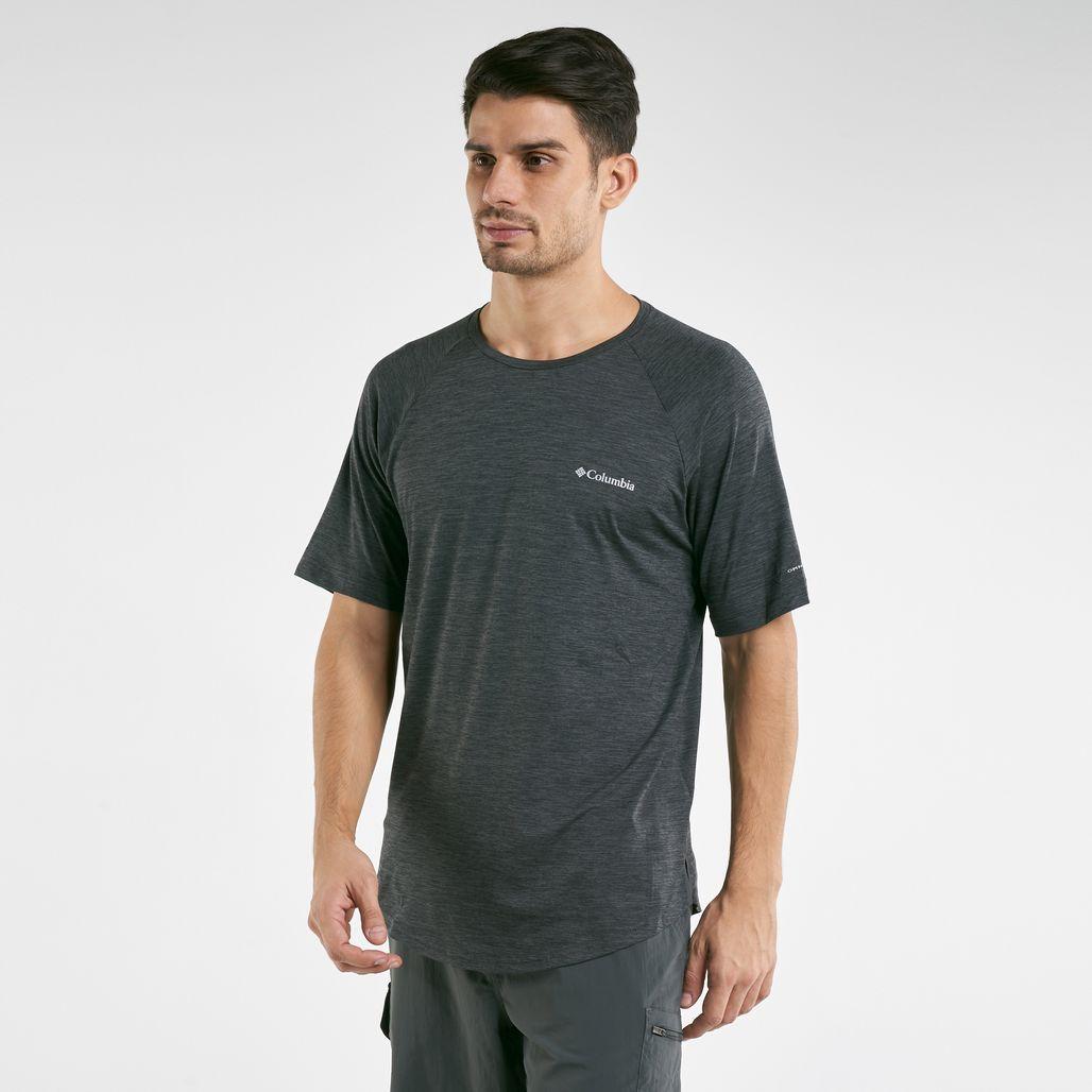 Columbia Men's Tech Trail II Crew T-Shirt