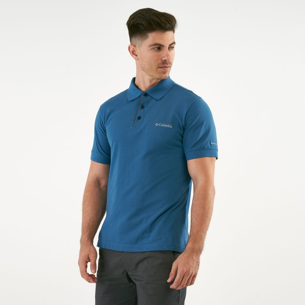 Columbia Men's Cascade Range™ Solid Polo T-Shirt