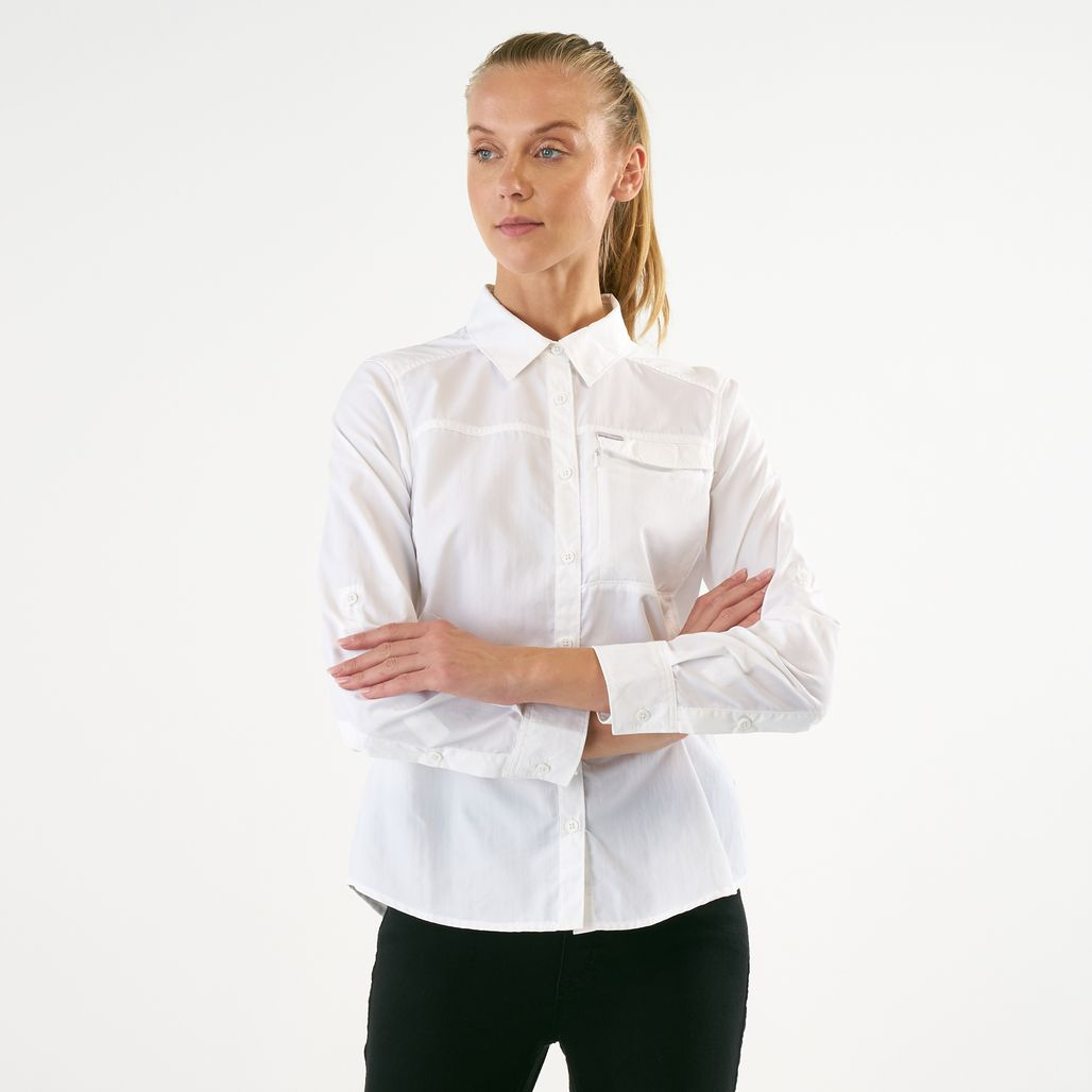 Columbia Women's Silver Ridge™ 2.0 Multi Plaid Shirt