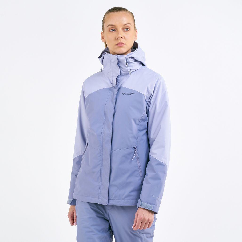 Columbia Women's Bugaboo™ II Fleece Interchange Jacket