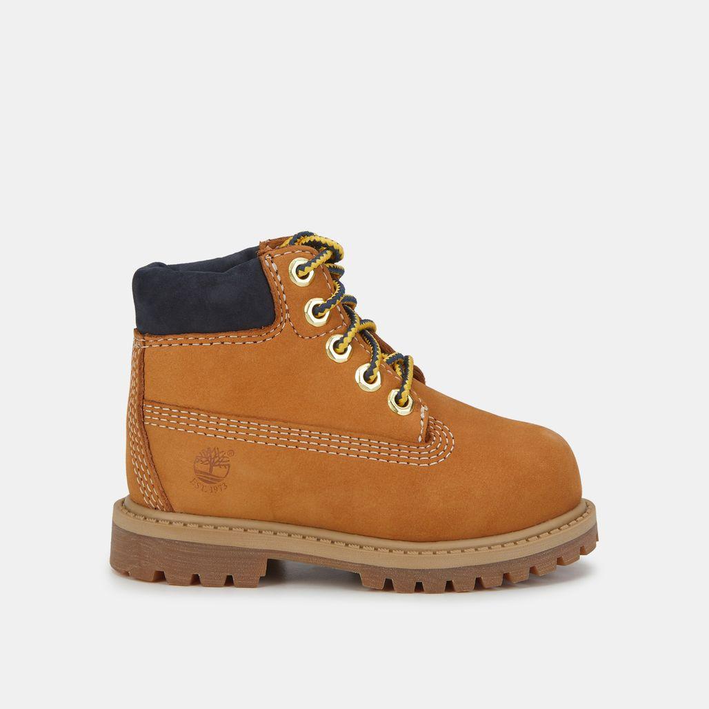 Timberland Kids' 6 Inch Premium Waterproof Boot - 45 Anniversary Collection