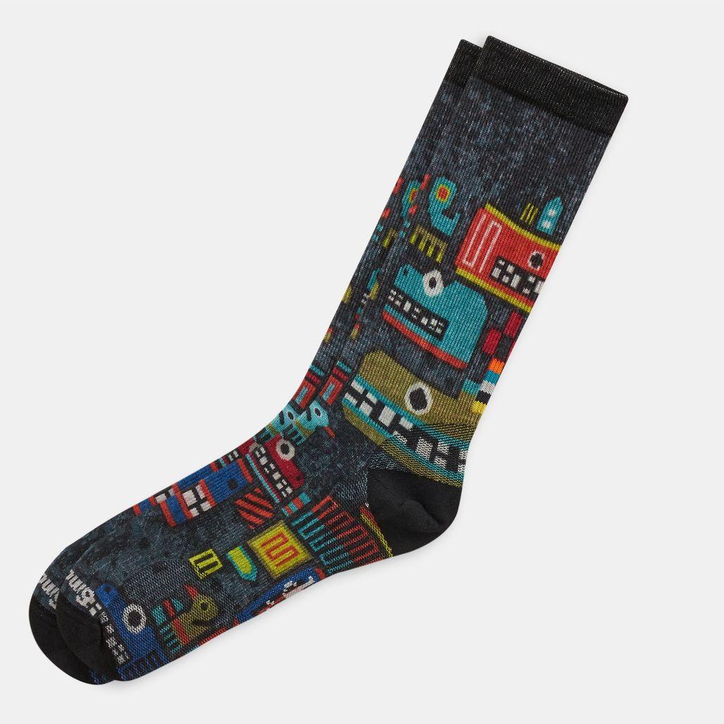Smartwool Totem Monster Curated Crew Socks
