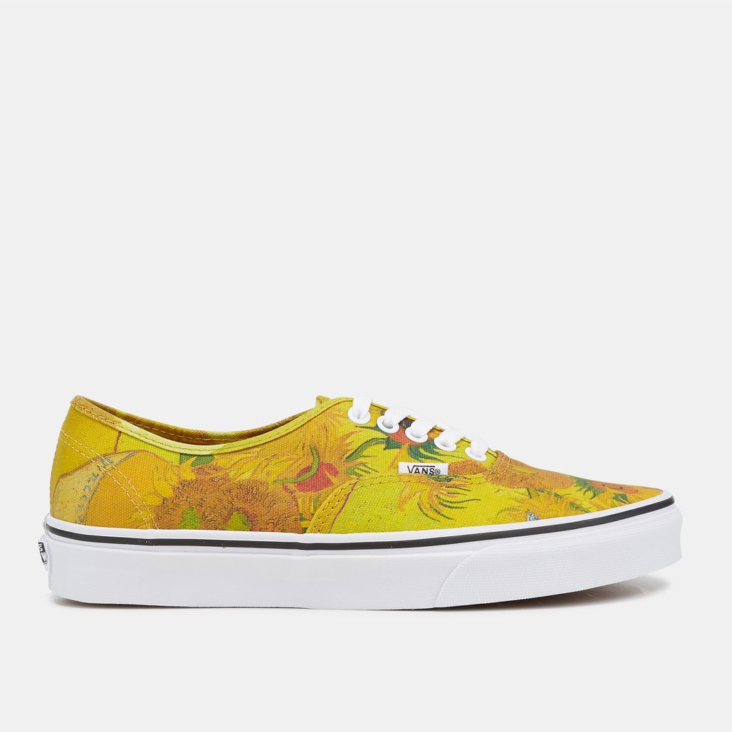 Vans x Van Gogh Museum Authentic Shoe - Yellow