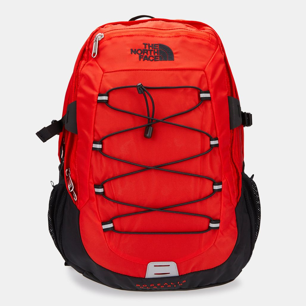 The North Face Borealis Classic Backpack - Red