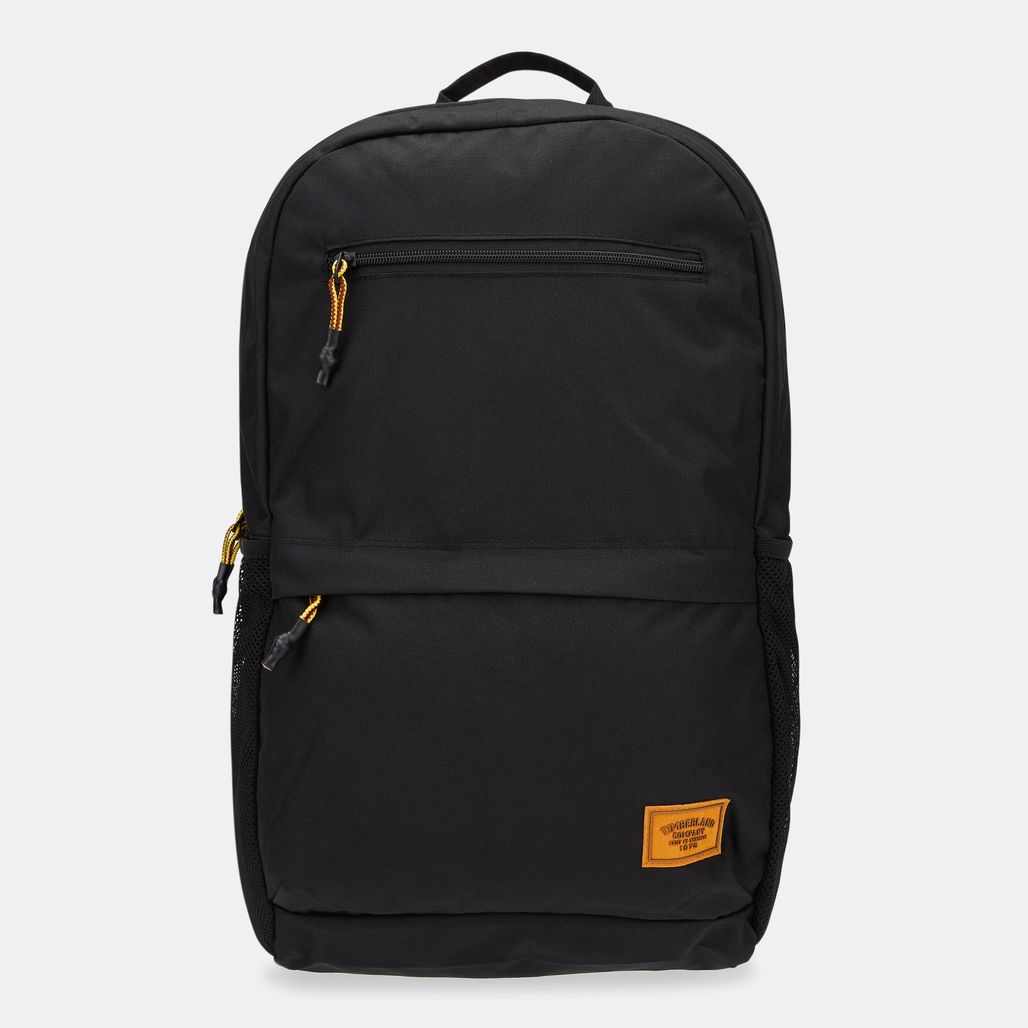 Timberland Zip Top Backpack - Black