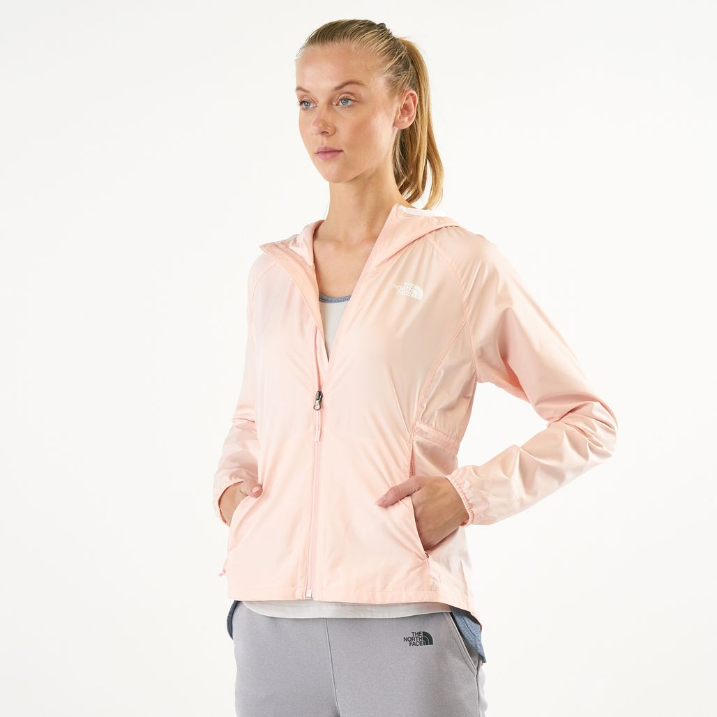 The North Face Women's Flyweight Hooded Wind Jacket