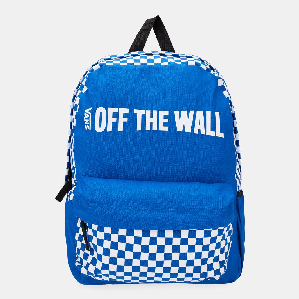 Vans Central Realm Backpack - Blue