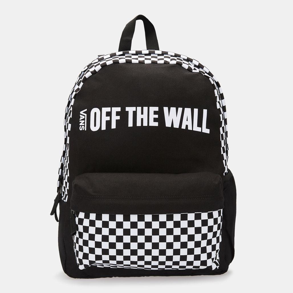 Vans Central Realm Backpack - Black