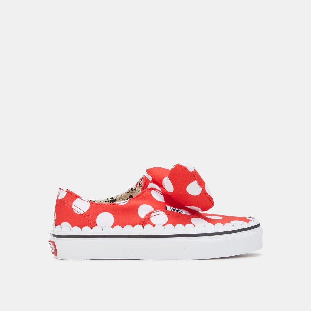 Vans Kids' x Disney Mickey Mouse Authentic Gore Shoe
