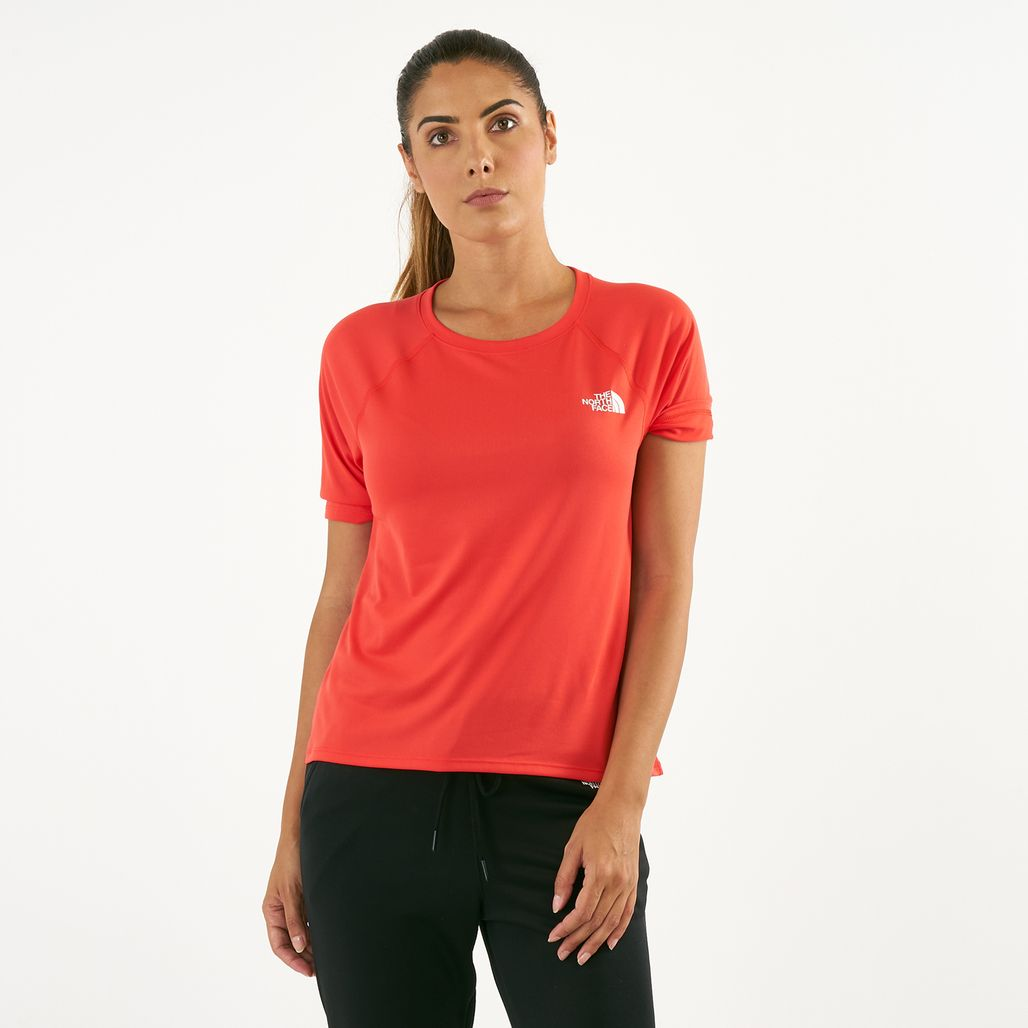 The North Face Women's Train N Logo T-Shirt