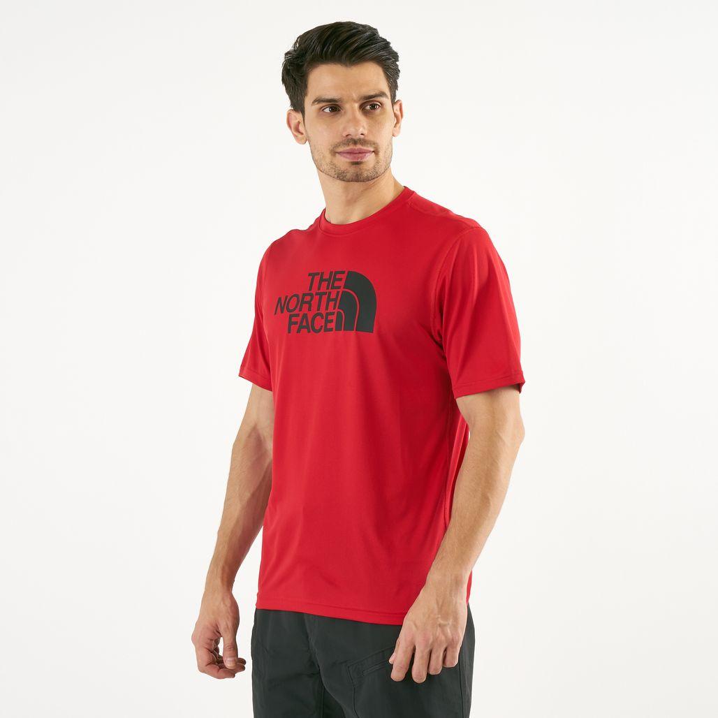 The North Face Men's Train N Logo Flex T-Shirt
