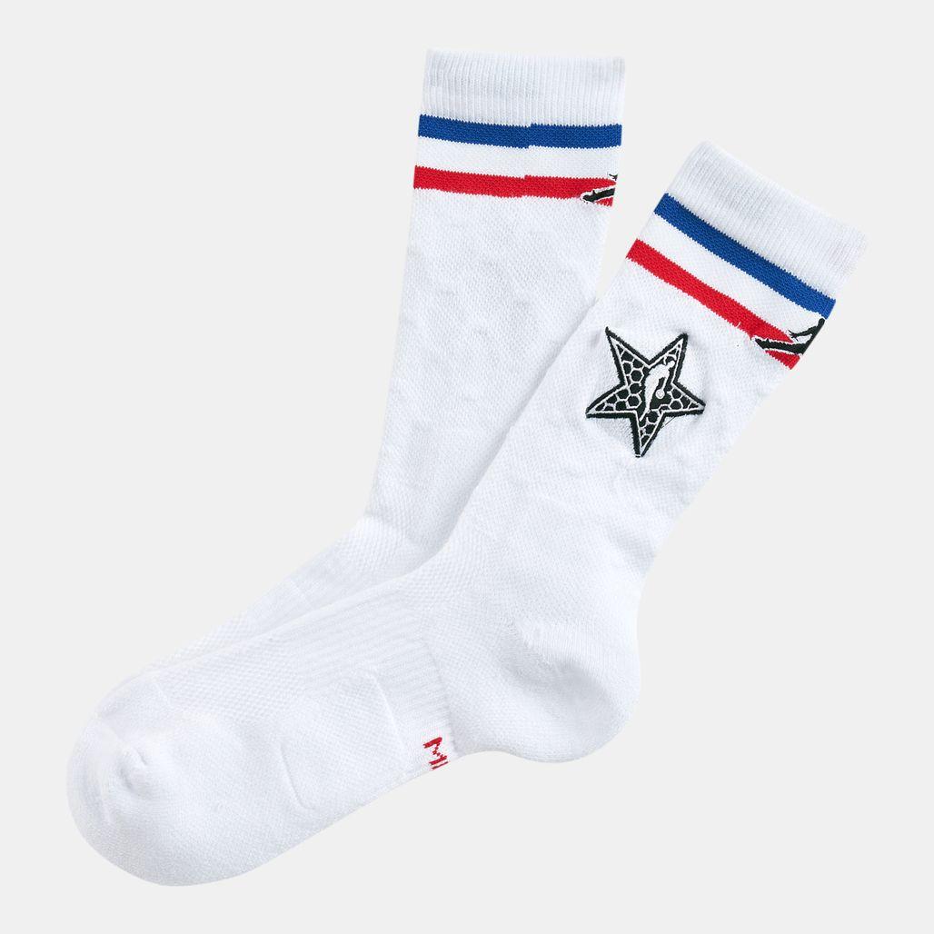 Nike Men's NBA All Star Elite Crew Socks