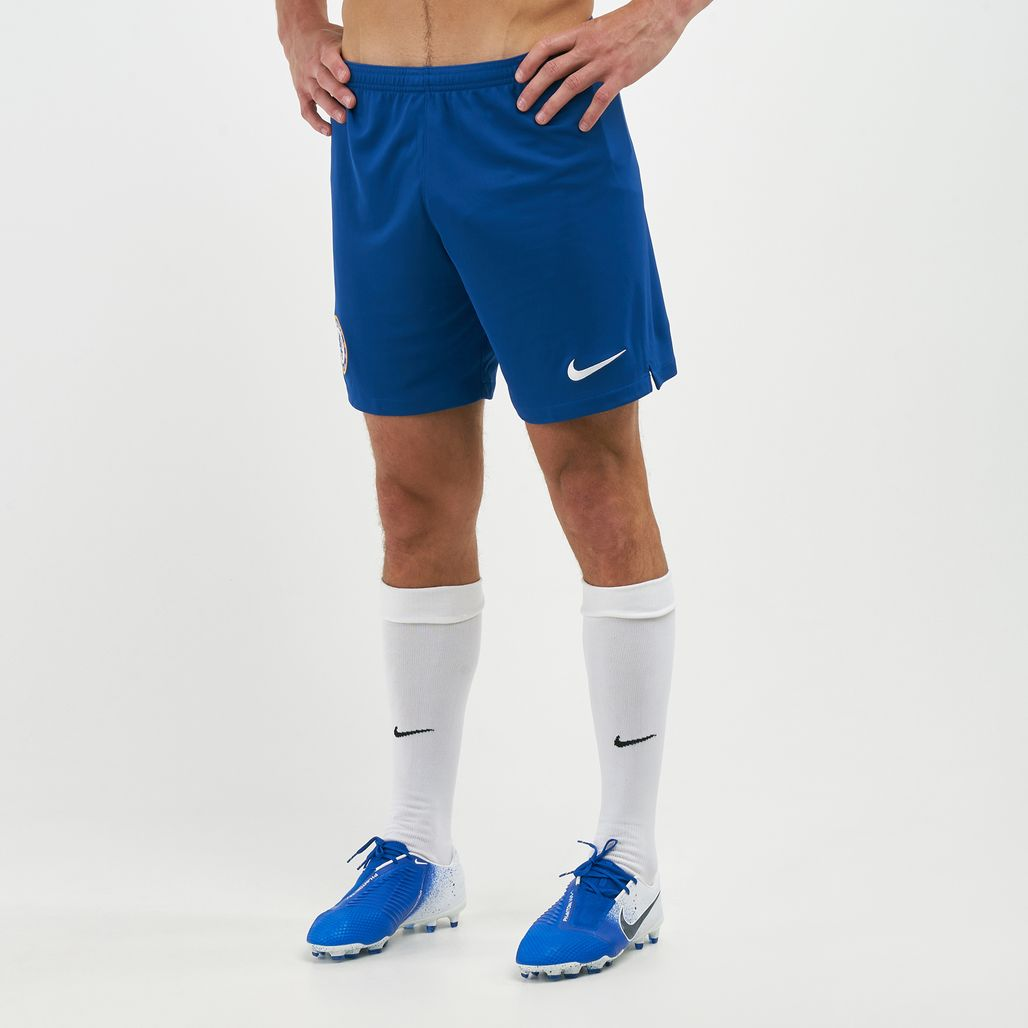 Nike Men's FC Chelsea Breathe Stadium Home/Away Football Shorts
