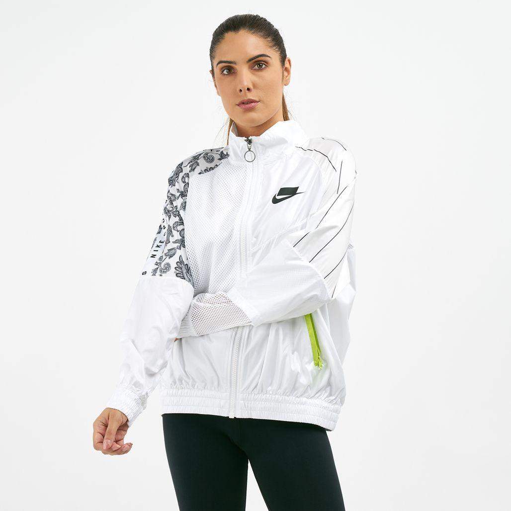 Nike Women's Sportswear NSW Woven Track Jacket