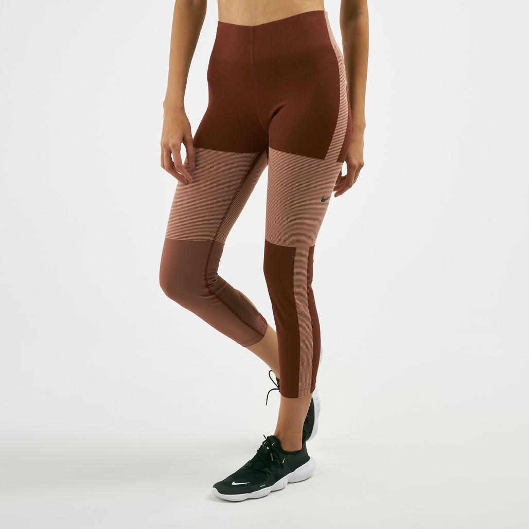 Nike Women's Tech Pack Cropped Leggings