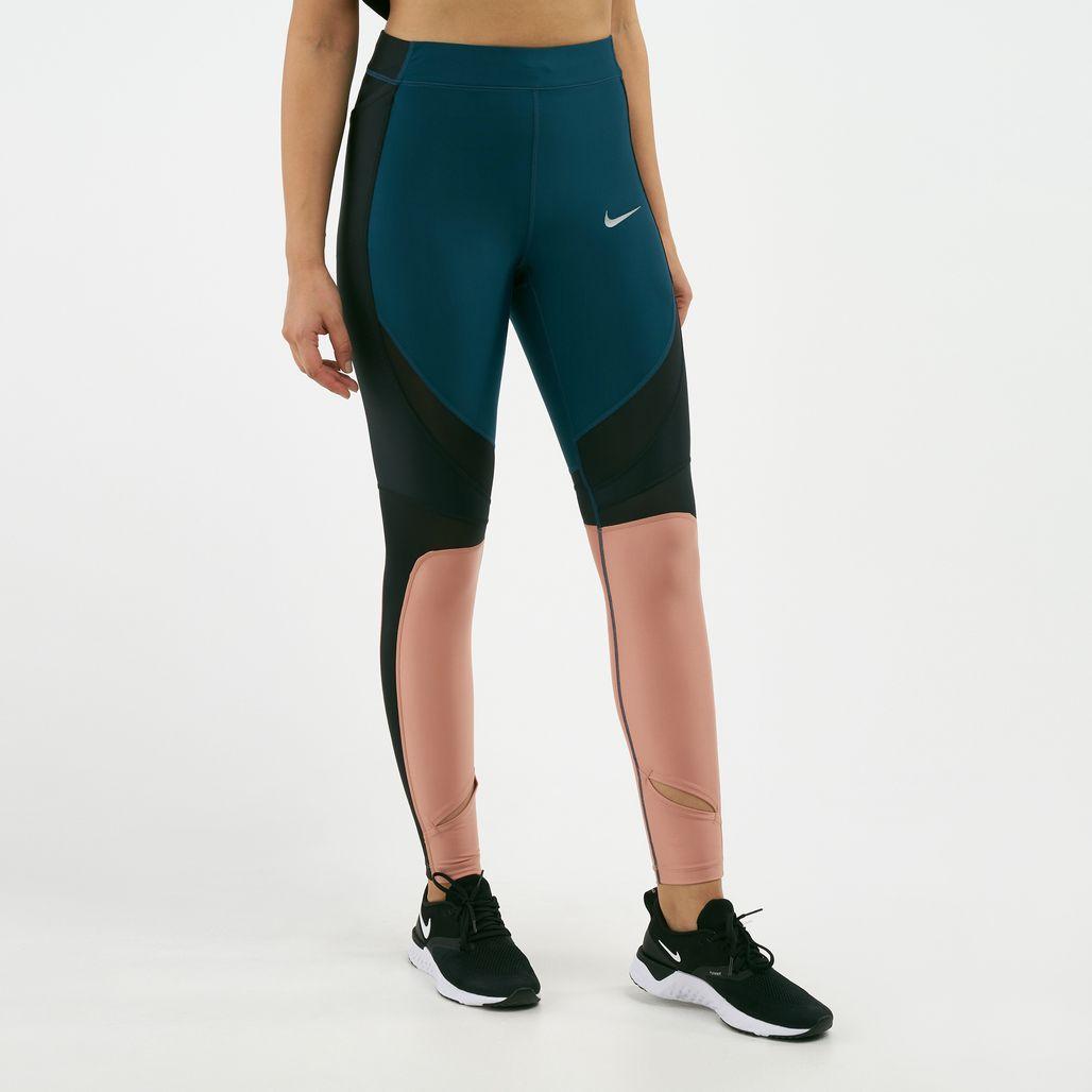 Nike Women's Power Speed Running 7/8 Leggings