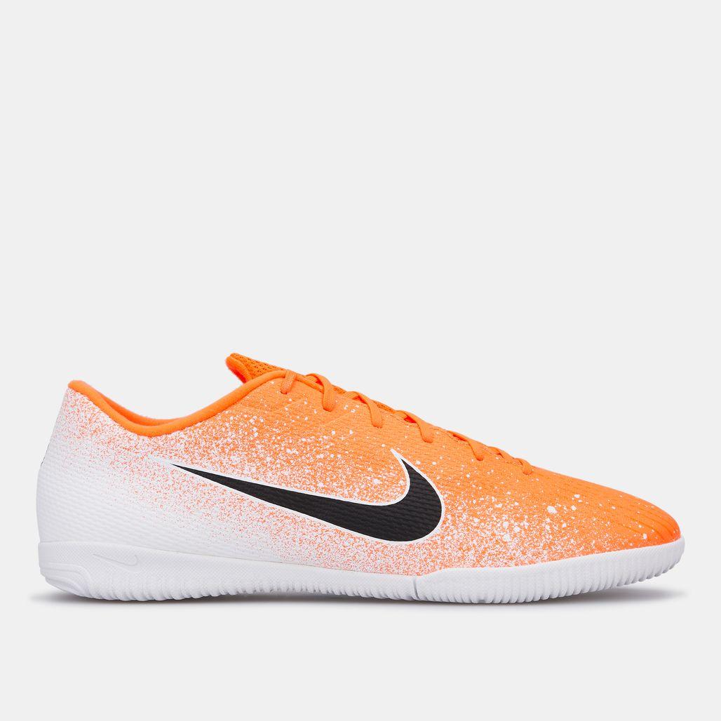 Nike Men's Euphoria Mode VaporX 12 Academy Indoor Court Football Shoe