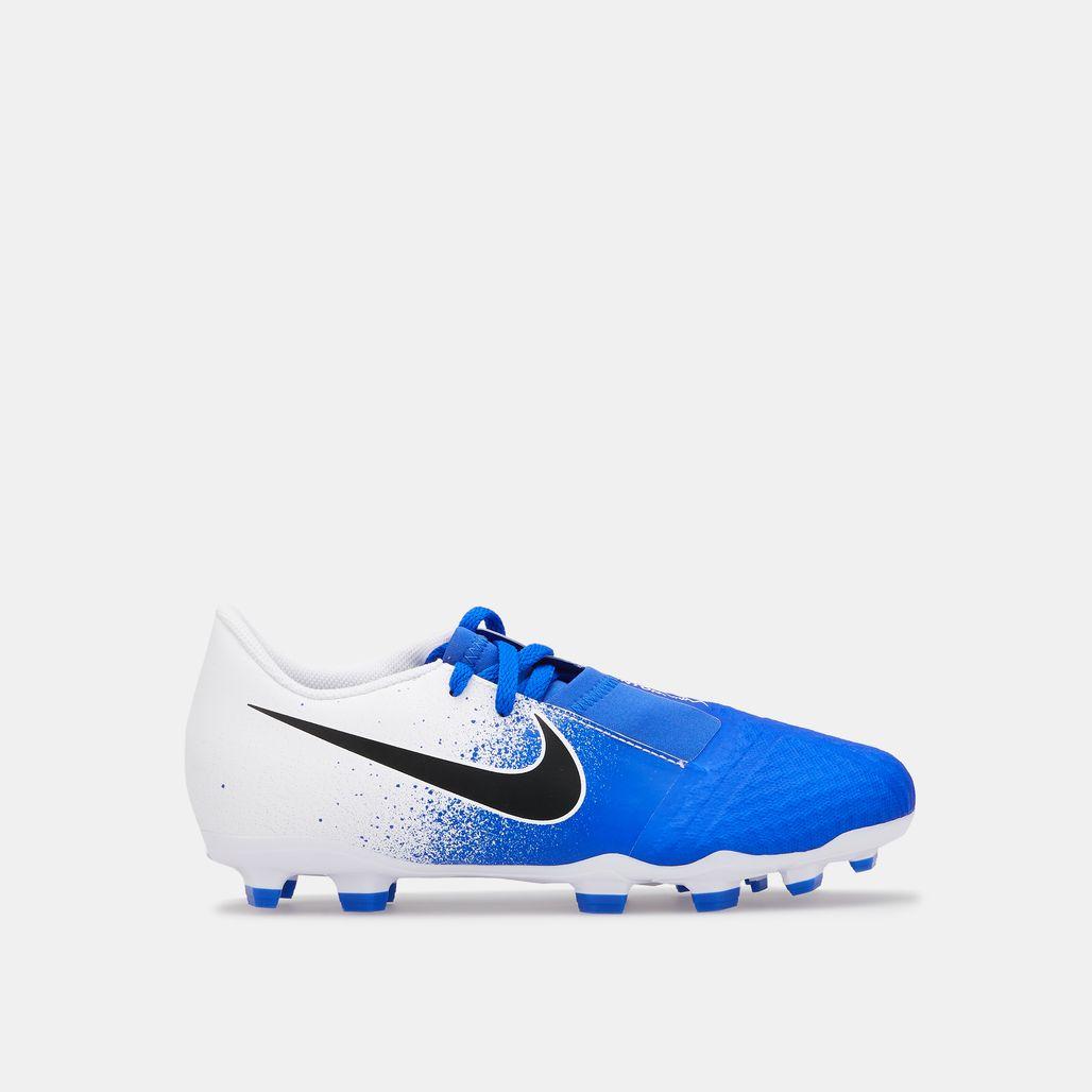 حذاء كرة القدم يوفوريا مود فانتوم فينوم اكاديمي لملاعب العشب الطبيعي من نايك للاطفال الكبار