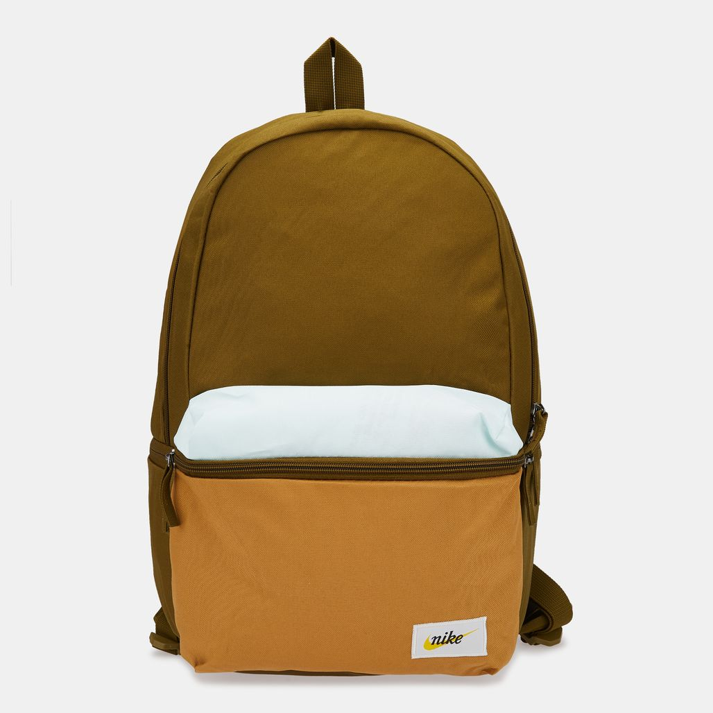 Nike Heritage Label Backpack - Brown